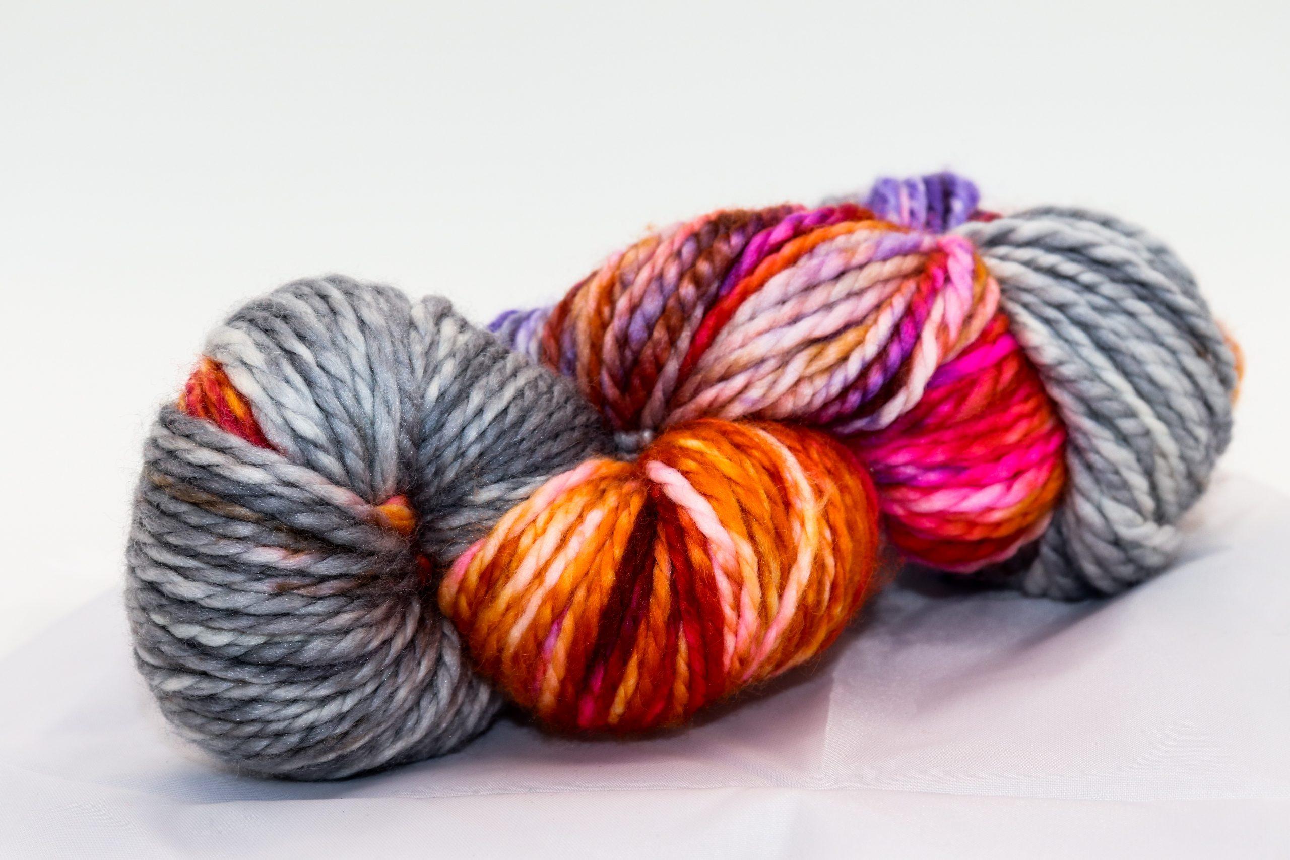 Hand Dyed YarnChunky Merino